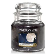 Yankee Candle Medium Jar Midsummer's Night