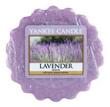 Yankee Candle Tart Lavender