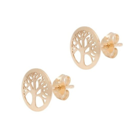 Cataleya Earrings Tree of Life
