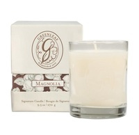 Greenleaf Signature Boxed Candle Magnolia