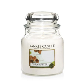 Yankee Candle Medium Jar Shea Butter