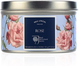 Wax Lyrical Tin Rose