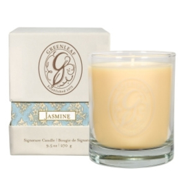Greenleaf Signature Boxed Candle Jasmine