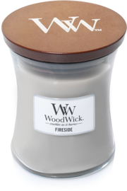 WoodWick Medium Fireside