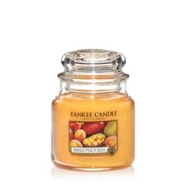 Yankee Candle Medium Jar Mango Peach Salsa