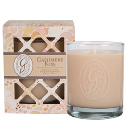 Greenleaf Signature Boxed Candle Cashmere Kiss