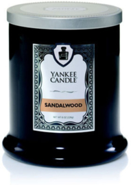 Yankee Candle Barbershop Sandalwood