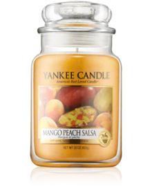 Yankee Candle Large Jar Mango Peach
