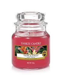 Yankee Candle Small Jar Tropical Jungle