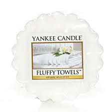 Yankee Candle Tart Fluffy Towels