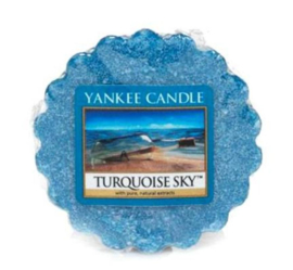 Yankee Candle Tart Turquoise Sky