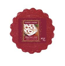 Yankee Candle Tart Merry Berry