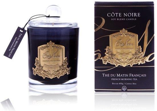 Côte Noire Bougie Thé Du Matin Français 450 g Limited Edition