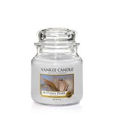 Yankee Candle Medium Jar Autumn Pearl