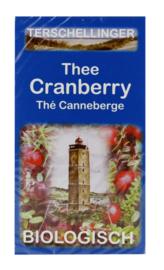 Terschellinger Cranberry thee