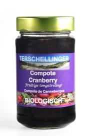 Terschellinger Cranberrycompote, 250 gr.