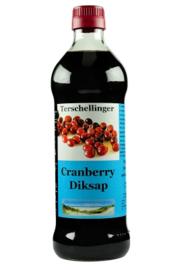 Terschellinger Cranberry diksap