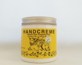 Texelse Schapenmelk handcrème, 250 ml
