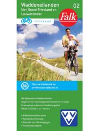 Fietskaart Waddeneilanden - 2