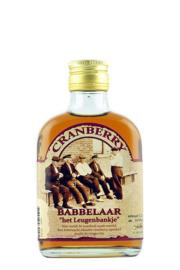 Terschellinger Cranberry Babbelaar aperitief, 200 ml