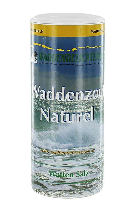 Waddenzout naturel