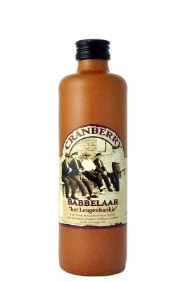 Terschellinger Cranberry Babbelaar aperitief, 350 ml