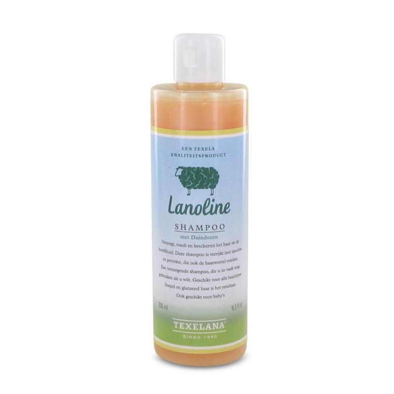 Texelana Shampoo met lanoline en duindoorn, 250 ml