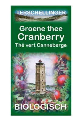 Terschellinger  Cranberry Groene thee, BIO