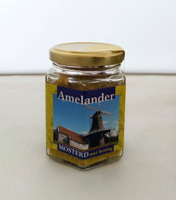 Amelander Mosterd met honing