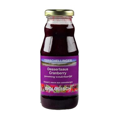 Cranberry Dessertsaus