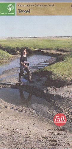 Staatsbosbeheer wandelkaart 01, Texel