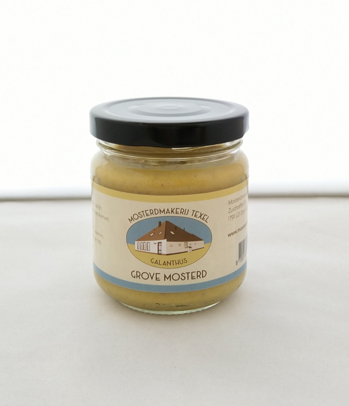 Texelse grove mosterd, 175 gr