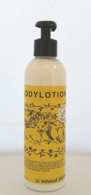 Schapenmelk bodylotion, 250 ml