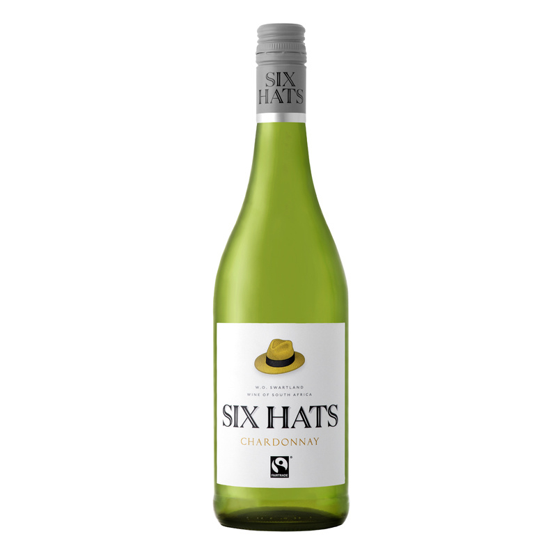 Six Hats Chardonnay | Fairtrade
