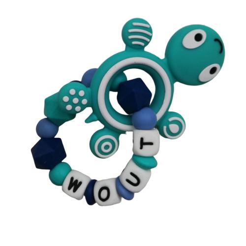 Schildpad turquoise
