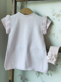 Wedoble | pink knit jurk