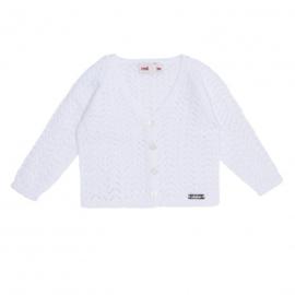 Cóndor   crochet cardigan wit