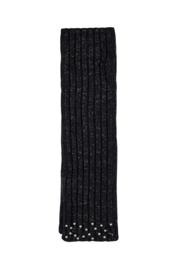 Le Chic | navy sjaal met parels