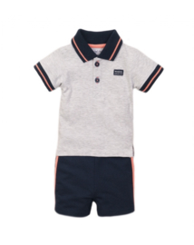 Dirkje | polo shirt + short
