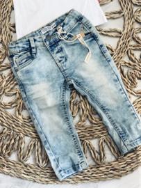 Dirkje | lichtkleurige jeans
