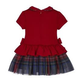 Lapin House   rode jurk - strikken