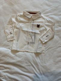 LCEE wit klassiek hemd