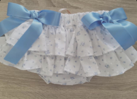 Puro mimo | Bloomer blue flower plumenti