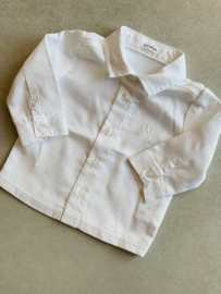 Gymp | wit tshirt hemd