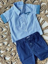 Dr.kid | hemdje met korte mouwen