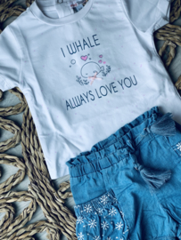 Yours   i whale always love you set