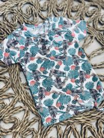 Dirkje | tshirt tropical