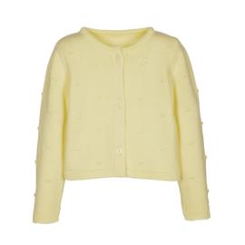 Lapin House    gele cardigan