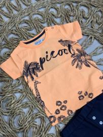 Dirkje | neon tshirt 'tropicool'