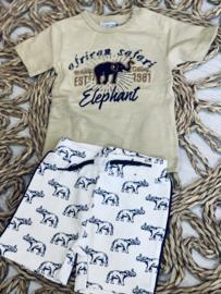 Dirkje | setje met olifantjes